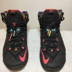 new concept 70295 f6370 Nike Lebron 12 Data