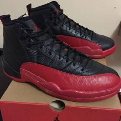 Ds flu game jordan 12 s