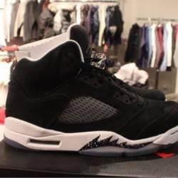 Jordan 5 oreo size 11 pre owned