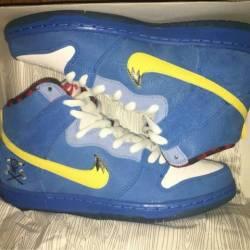 $120 Nike sb x familia blue ox nike... Nike dunk high premium ...