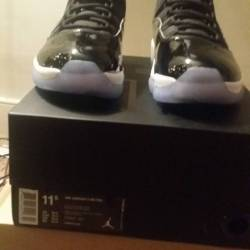 Jordan xi spacejam