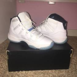 Jordan 11 - legend blue (gs 4.5)
