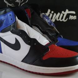"Nike air jordan retro 1 ""top 3"""