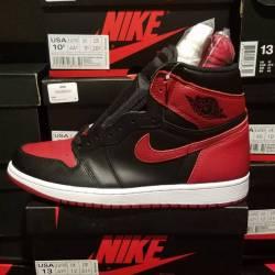 Jordan 1 bred banned 2016