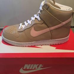 Nike dunk prm hi sp