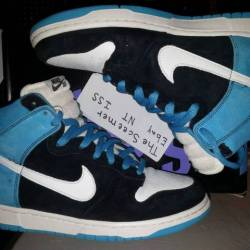 Nike dunk sb send help high sz...