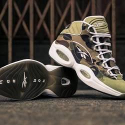 Bape x mita sneakers x reebok ...