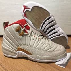 Air jordan retro 12 cny chines...