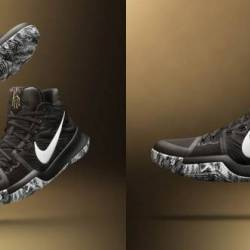 Nike kyrie 3 bhm black history...