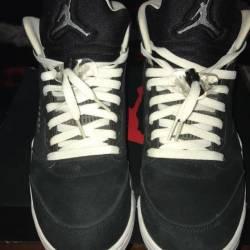 Jordan 5s oreo sz 10