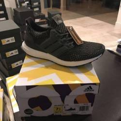 Adidas Ultra Boost 3.0 LTD TRACE CARGO OLIVE (# 1096456) from