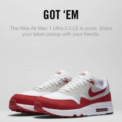Nike air max 1 ultra 2.0 air m...