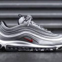 Nike airmax silver bullet