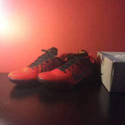 Nike kobe 11 - achilles heel