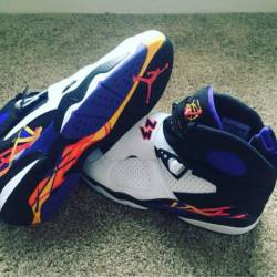 Third time's a charm 8's