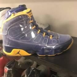Jordan 9 calvin bailey size 8 ...