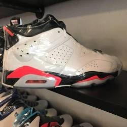 Jordan 6 infrared low size 11....
