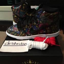 Nike sb x concepts dunk high h...