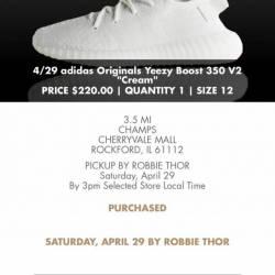 Adidas yeezy boost 350v2