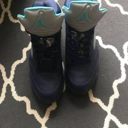Air jordan 5 midnight navy - p...