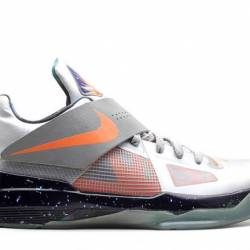 Nike zoom kd iv as galaxy size...