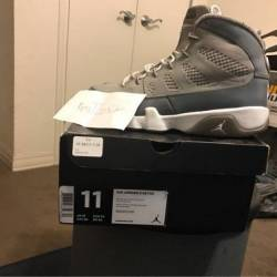 Cool grey 9
