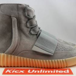 "Yeezy boost 350 ""grey/gum"" sz ..."