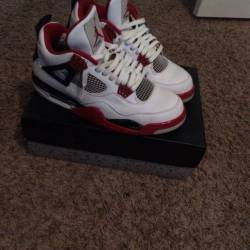 Fire red 4