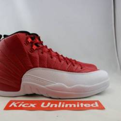 Air jordan 12 retro sz 10 5 gy...