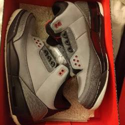 Authentic nike air jordan 3 st...