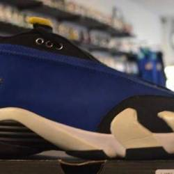 Jordan 14 laney size 11 and 13...