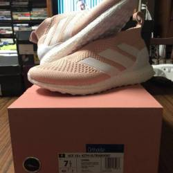 Adidas ace+16 x kith flamingos
