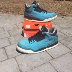 "Jordan retro 3 ""powder blue"""
