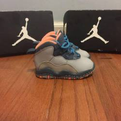 Air jordan 10 retro size 4.5 n...