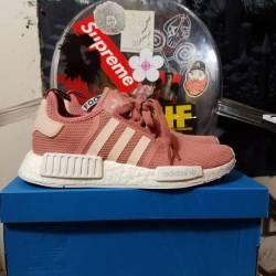 Adidas nmd r1 raw pink 8.5w