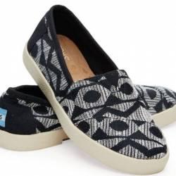 Toms women's avalon sneaker bl...