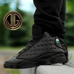 Nike air jordan black cat 13 3...