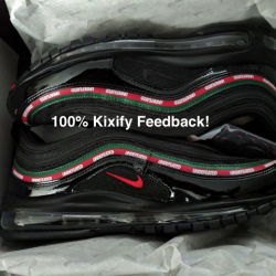 Undefeated x nike air max 97 b...