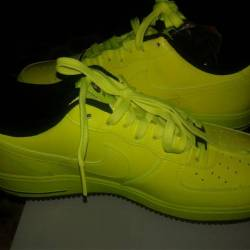 Nike air force 1 low volt sz 1...