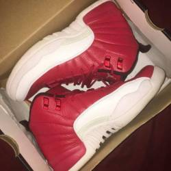 Gym red 12's