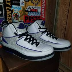 Air jordan 2 ii retro concord ...
