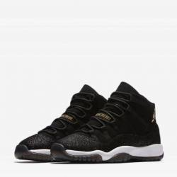 Air jordan 11 prm heiress blac...