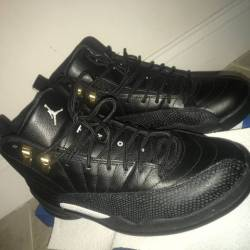 Air jordan 12 retro the masters