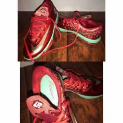 Nike kd 6 christmas
