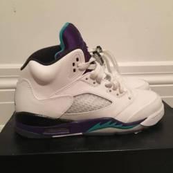 "Jordan 5 2013 retro ""grapes"""