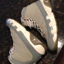 Cool grey retro 9