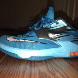 Kd 7 clear water
