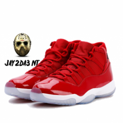 Nike air jordan xi (11) win li...