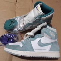 Jordan 1 turbo green feb pre o...