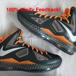 Nike lebron 10 bhm
